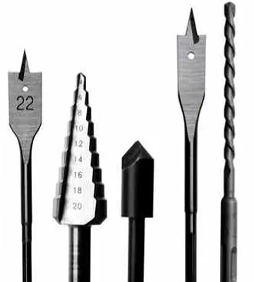 Complete Guide to Drill Bits for Wood, Metal, Concrete and More