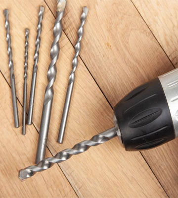 Different types of wood drill bits and their uses